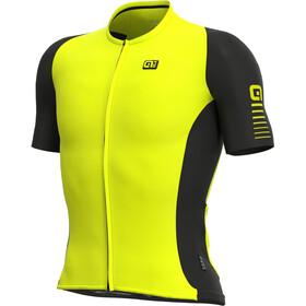 Alé Cycling R-EV1 Race 2.0 SS Jersey Men, amarillo